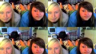 Sheri and Amanda's minor porno.(: