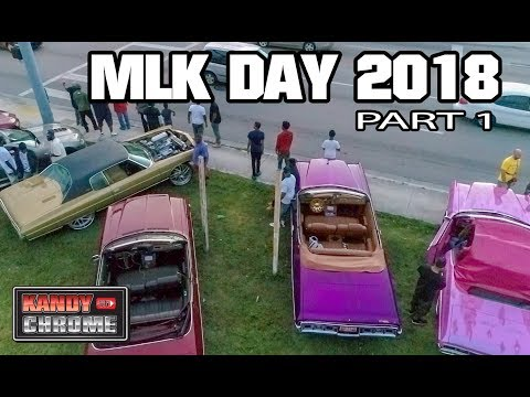 KandyonChrome: MLK DAY 2018 MIAMI FLORIDA Part 1