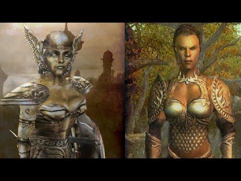 Elder Scrolls Cross References Staada Youtube