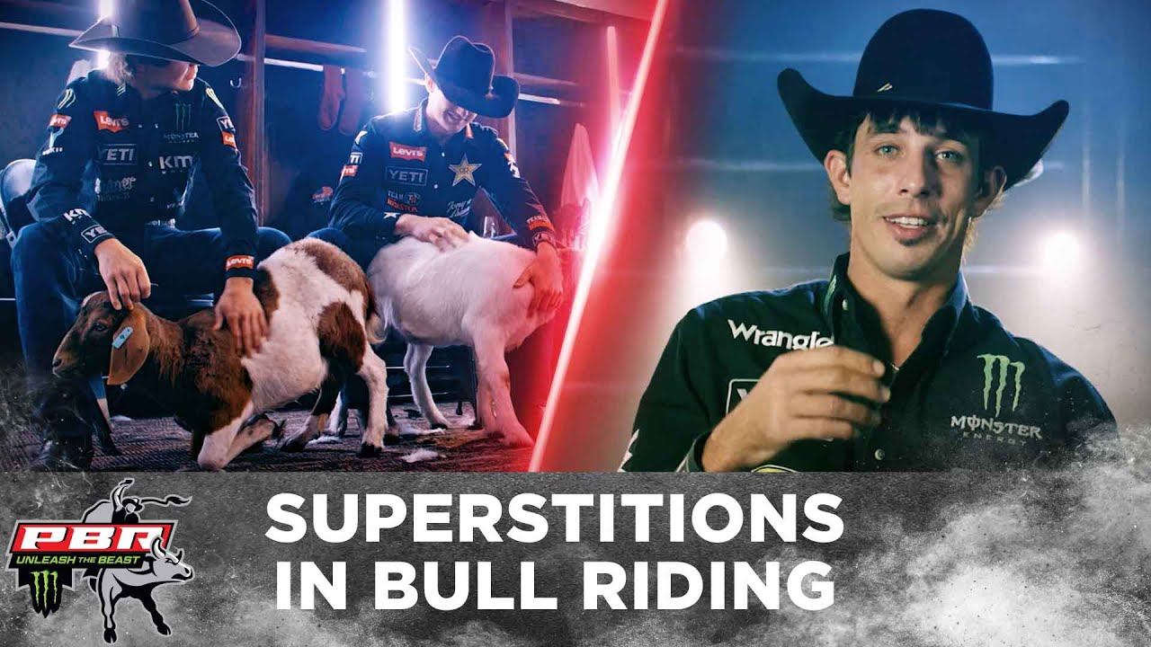 Never Put Your Cowboy Hat On A Bed And Other Superstitions In Bull Riding Youtube