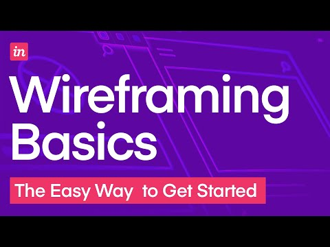 Wireframing Basics: The Easy Way To Get Started