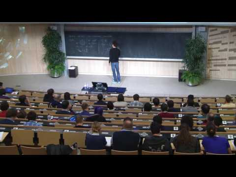 Douglas Stanford - Chaos in QFT and black holes - Lecture 1