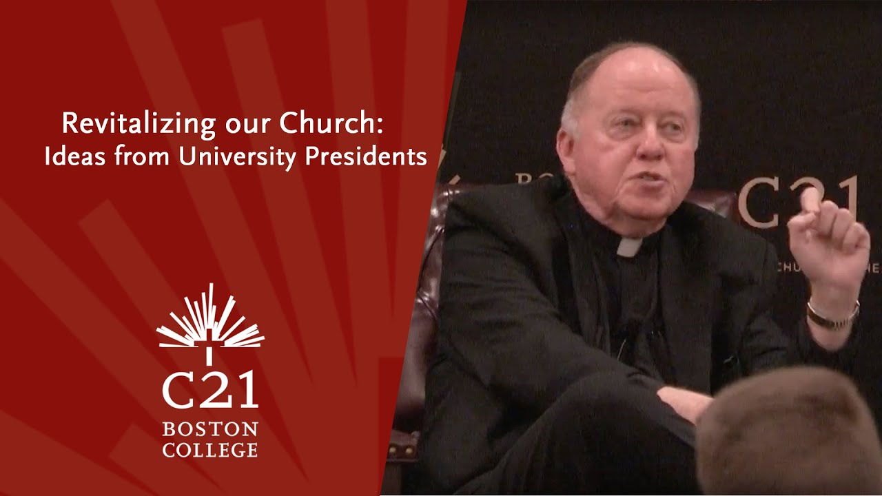 Download Revitalizing Our Church: Ideas From University Presidents