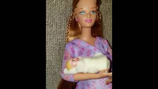 Toy Review: Midge doll & baby from Happy Family