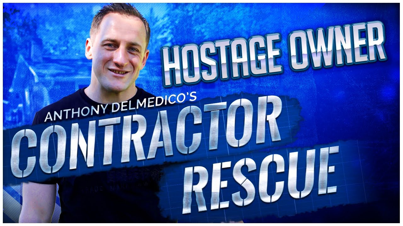 Contractor Rescue  Don't Be A Hostage In Your Roofing Business