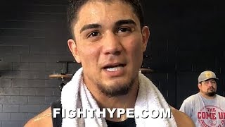 "JOSEPH DIAZ WARNS MIKEY GARCIA FACING ""MONSTER"" SPENCE IS JUMPING THE GUN; PREFERS PACQUIAO NEXT"