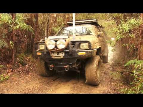 4x4 Adventure Club - The Otways Mud, Sweat & Tyres