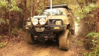 4x4 Adventure Club - The Otways Mud, Sweat & Tyres