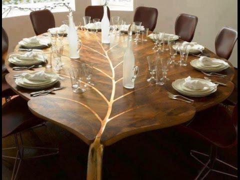 Столы из массива дерева - GloMart