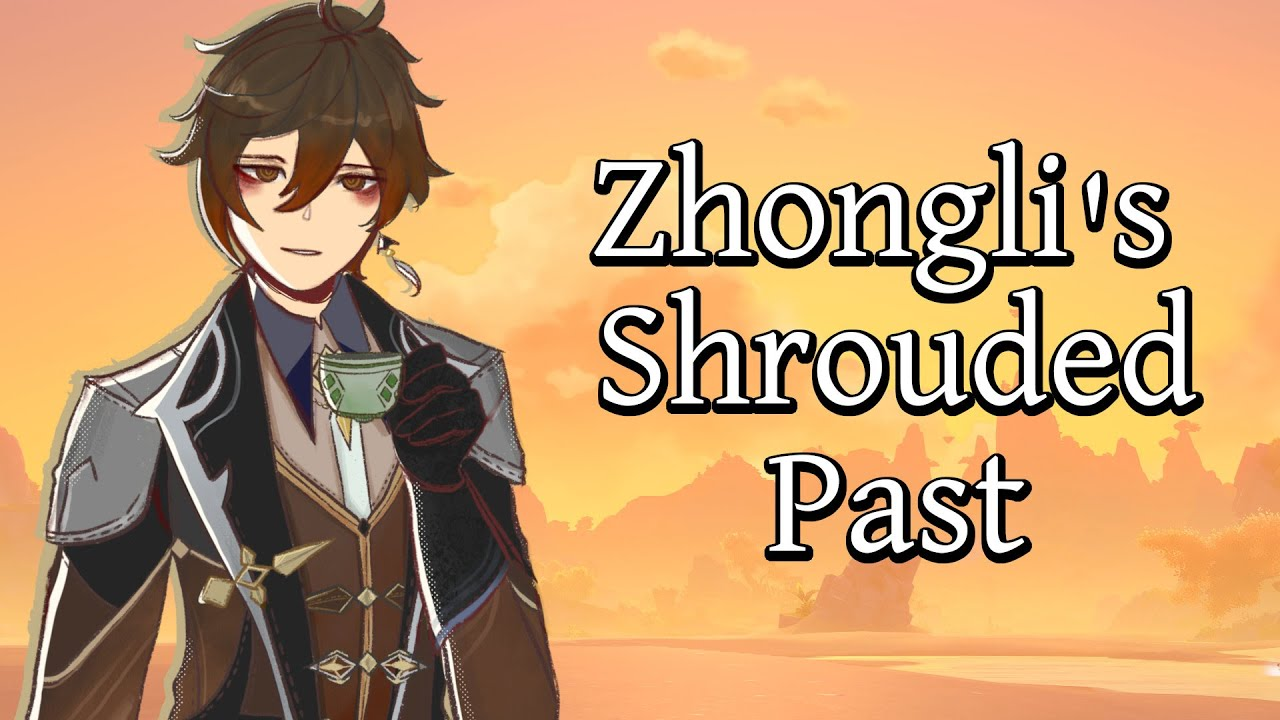 Download Zhongli's In-Game Character Story You Probably Missed | Genshin Impact