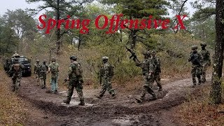 Stagops- Spring Offensive 10 Airsoft