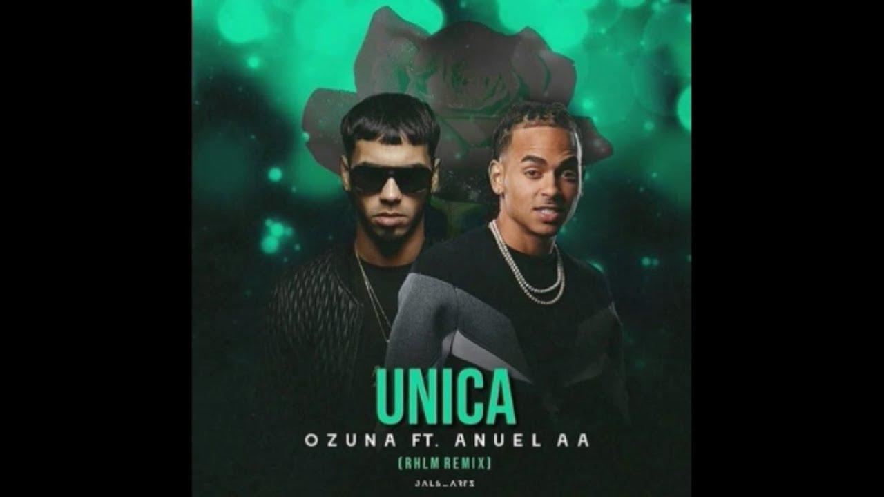 5b881563de060 Ozuna X Anuel Unica Remix (Audio Oficial) 🐻 A U R A - YouTube