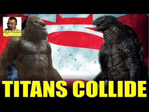 TITANS COLLIDE – Stan Lee Passing, Godzilla vs Kong with BvS-esque Synopsis, Snyder Tinfoil