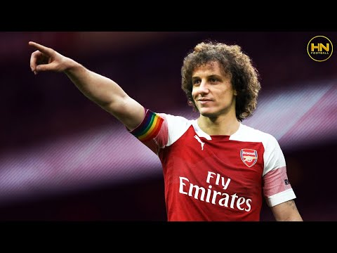 David Luiz - Welcome To Arsenal 2019 !