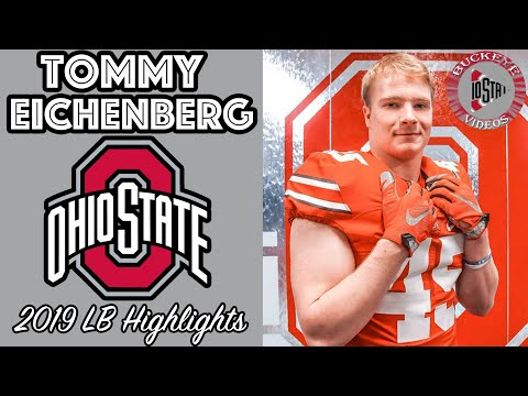 Tommy Eichenberg Ultimate Highlights // Ohio State 2019 Commit // St. Ignatius 4-star LB