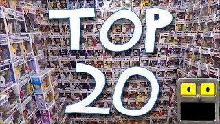 Baixar Top 20 Funko Pop Vinyl Figures of 2017