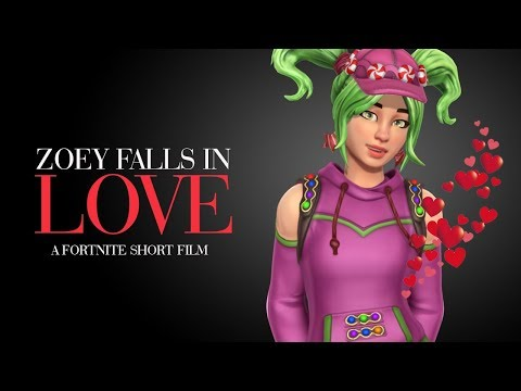 Zoey Falls In Love | A Fortnite Short Film