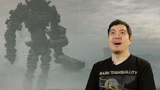 💀Shadow of the Colossus. В тени Колосса - Шедевр даёт сдачи! (Обзор/Мнение/Review)
