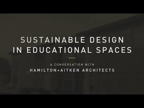 Sustainable School Design: How Hamilton + Aitken Architects Maximize Natural Light Using Vectorworks