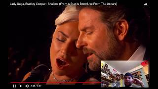 Vocal Coach Reaction to Lady Gaga and Bradley Cooper -Shallow (live)