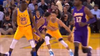 Stephen Curry NASTY Ball Handling Moves Compilation