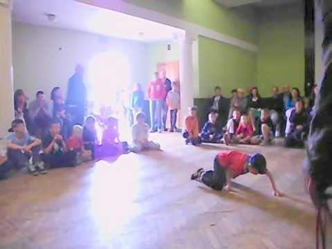 KIDS BeATTLE 2012 Opalenica Hubert Bednarz vs Jaku...