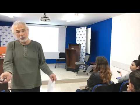 Luke Prodromou Workshop Celebrating Shakespeare's Unruly Women