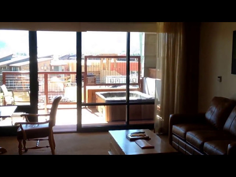 Newpark Hotel, Park City -- 2 bedroom from Luxury Mountain D