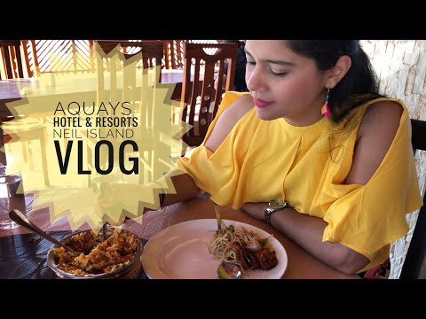 NEIL ISLAND | AQUAYS HOTELS AND RESORTS | Andaman Trip | Exotic & Incredible India | X'mas Vlog