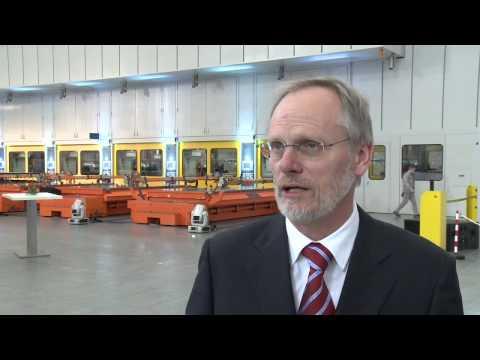 Presswerkeinweihung Bei Audi In Neckarsulm