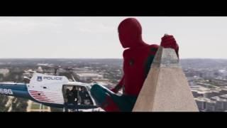 Человек паук  Возвращение домой — Русский трейлер( 2018)