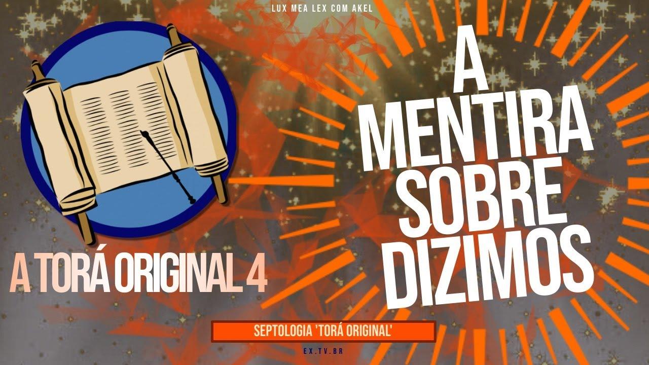📜 A GRANDE MENTIRA sobre OS #DÍZIMOS | A LEI ORIGINAL | SEPTOLOGIA 4
