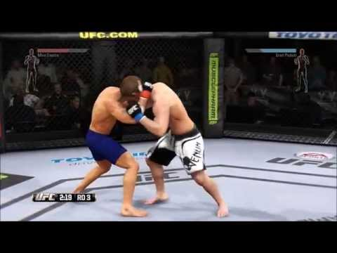 Mike Easton VS Brad Pickett - UFC - Bloody Awesome Fight