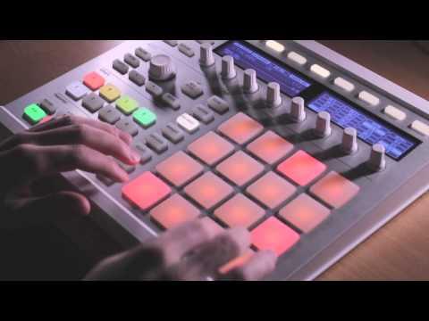 NI Maschine - Composing a Beat, Part 1 - Main Instruments