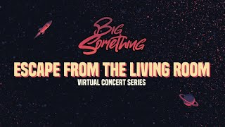 Big Something - Escape From The Living Room - Live 9/26/20 from Ovation Sound, Winston Salem, NC