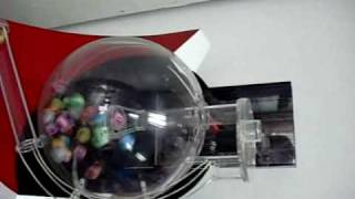 lottery blower draw machine Video.wmv