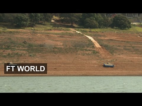São Paulo running out of water | FT World