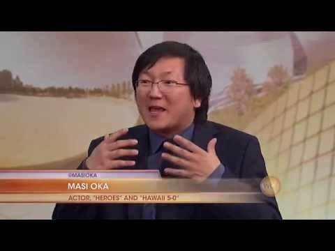 Masi Oka on Windy City live