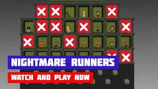 Nightmare Runners · Free Game · Gameplay
