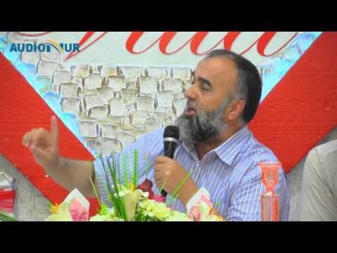 Darsëm Islame në Pejë - Hoxhë Mazllam Mazllami (Gusht 2014)