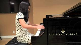 Carly Rae Jepsen - Run Away With Me (Artistic Piano Interpretation by Sunny Choi)