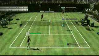 Smash Court Tennis 3 - New Gameplay Footage (XBOX360)