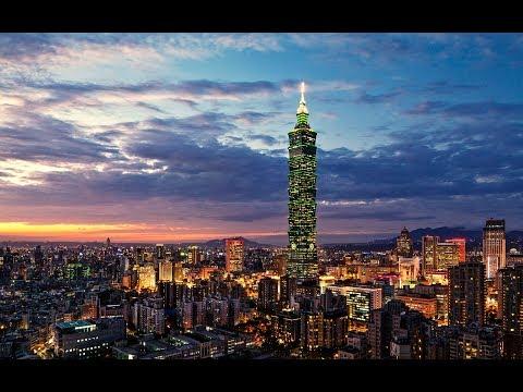 Top 10 Tallest Buildings In Taipei Taiwan 2019/Top 10 Rascacielos Más Altos De Taipei Taiwan