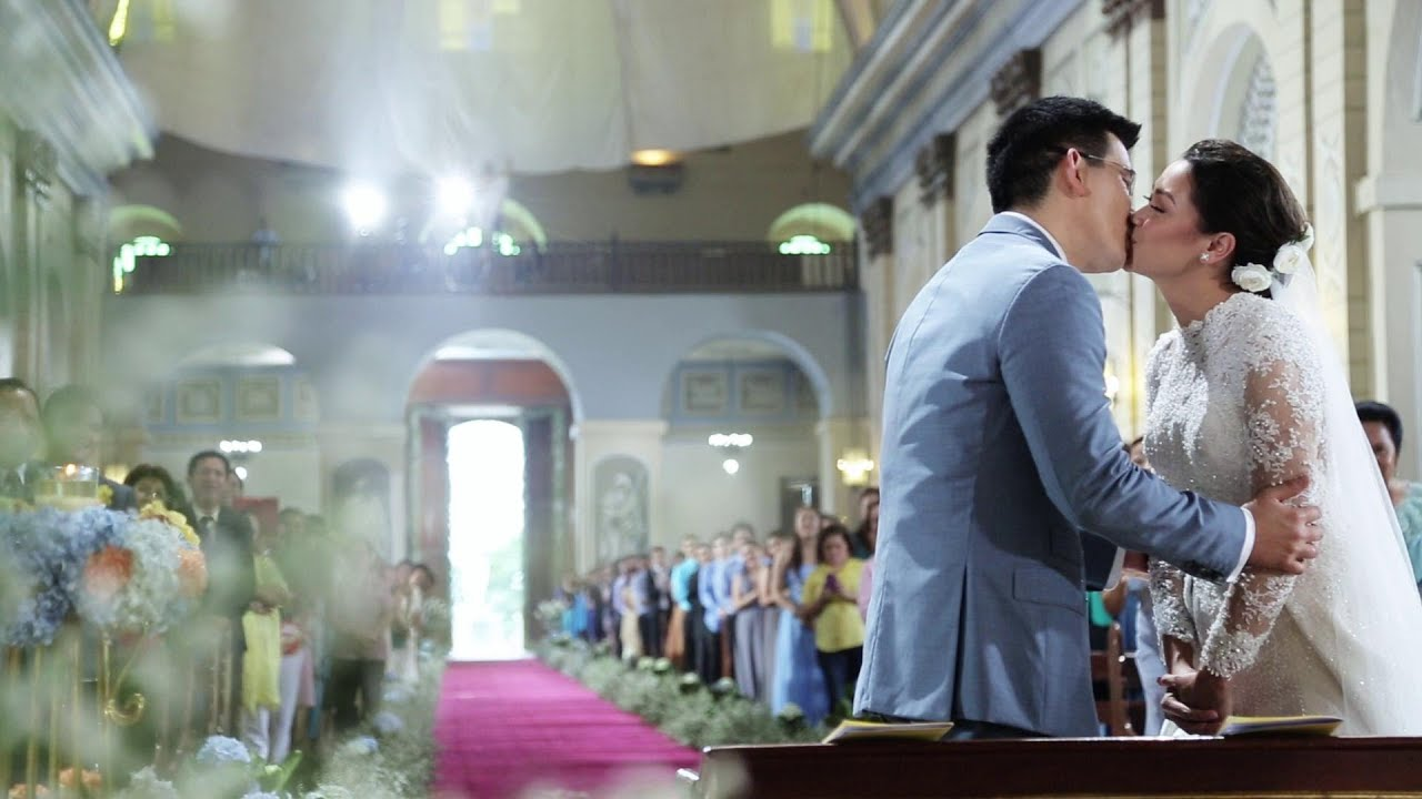 Download BE CAREFUL WITH MY HEART : Richard & Maya Wedding Video (Same Day Edit)