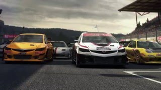 Grid Autosport Multiplayer Gameplay - Spa-Francorchamps [1080p MAX settings]