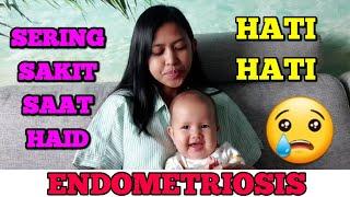 penebalandindingrahim #endometriosis #endometrium Hai gais kali ini aku baru ngalamin pengalaman sik.