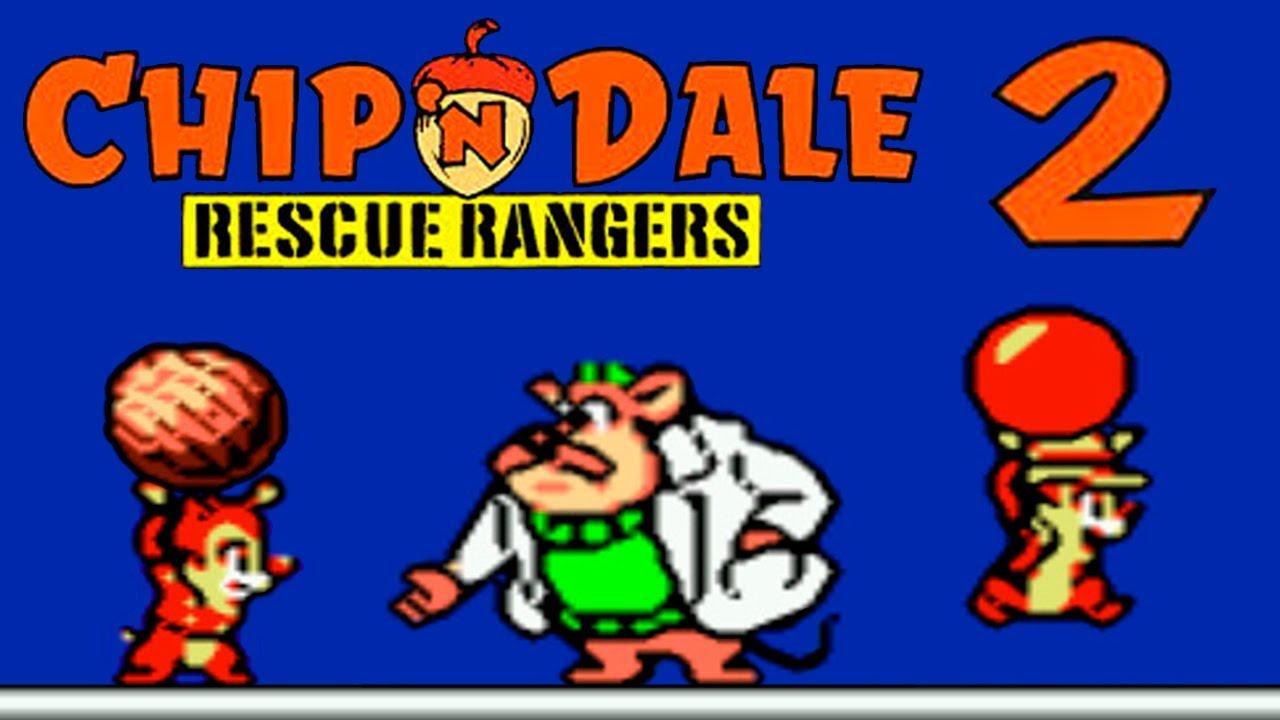 Чип и Дейл спешат на помощь 2