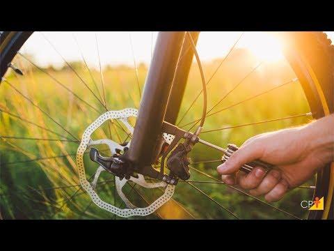 Tipos de Freios de Bike - Curso a Distância Bicicletas - Escolha, Regulagem e Manutenção