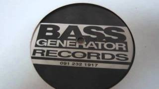Bass Generator - The Event - Who gives a FUCK about stupid mix names anyway ? mix 1993