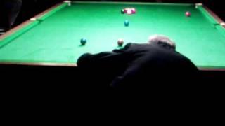 Cumbria County Snooker 2011